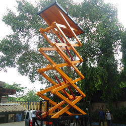 Multi Scissor Lifts