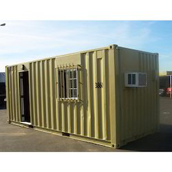 Large Site Office Container