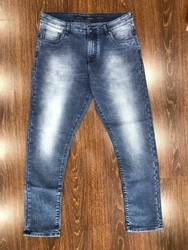 SeaMan 6 -8 Shade Jeans, Packaging Type: Single Polly, 28 To 38 Size