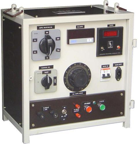 Secondary Injection Over Current Relay Test Kit C 100