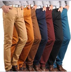 Men Cotton Jeans