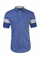 Mild Colour Party Wear Shirt