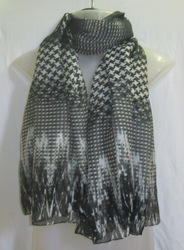 Spun Voile Printed Scarves