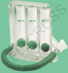 3 Ball Lung Exerciser/Spirometer