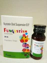 Nystatin Suspension Syrup