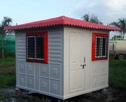 Frp porta office cabin