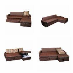 L Sofa Combed