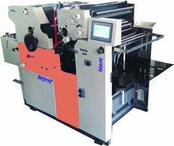 2 Color Satellite Carry Bag Printing Machine