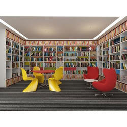 Library Furniture In Ludhiana Punjab Manufacturers Suppliers - Library furniture