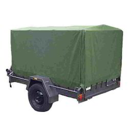 Olive Green Canvas Cover, For Automobile Covers