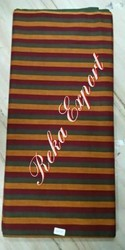 South Cotton Striped Fabric
