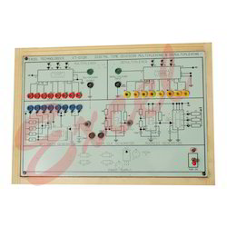 Digital Time Division Multiplexing and Demultiplexing Kit
