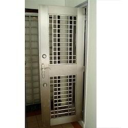 Single Fold French Door