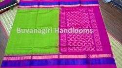 Trendy Korvai Silk Saree