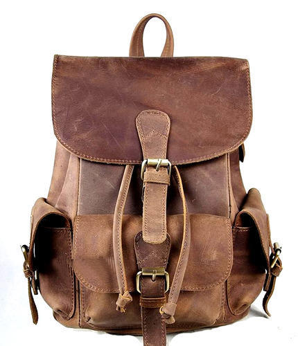 Trendy Leather Backpack at Rs 3000  piece(s)   Leather Backpacks ... 57b5c40aa3