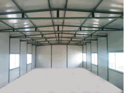 Prefabricated EPS Sandwich Wall Panels - Suroj Modular