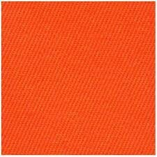 Orange Drill Fabric for Dungaree