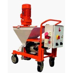 Cement & Gypsum Mortar Sprayer