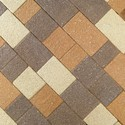 Interlocking Paver, For Landscaping And Pavement