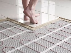 Underfloor Heating Electric Cable