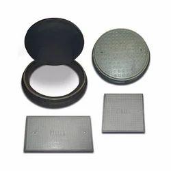 FRP Manholes Covers & Frames