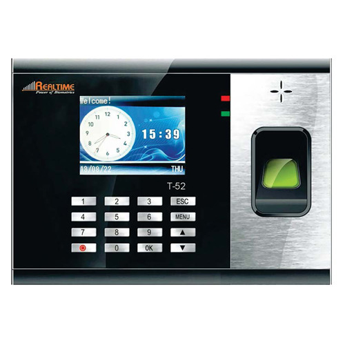 Biometrics Product Realtime T52 Access Control System