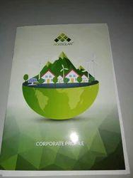 Company Brochure Printing