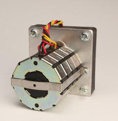 Unipolar Stepper Motor Square Mounting Gearbox