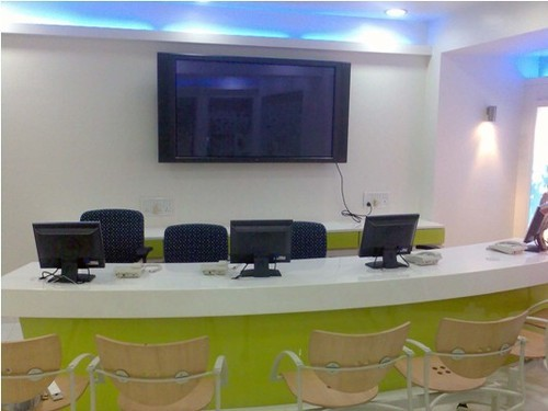 Retail Outlets Interior Designing Services