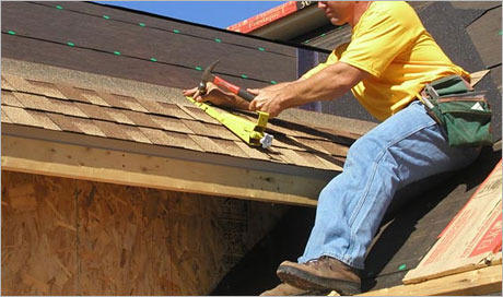 Residential Roofing Service Truss Roofing With Poly