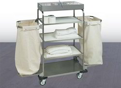 House Keeping Trolley SS