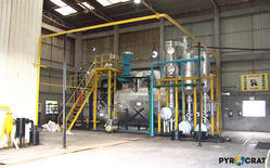 Plastic Waste Management - Plastic Pyrolysis Plant Manufacturer from