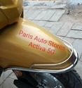 Activa 5G Bumper Guard