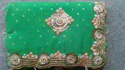 Hand Work 60gm Saree