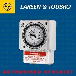 L&T Quti Timer Unlock 24 Hour Time Switch for Industrial