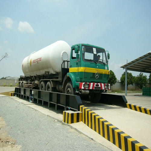 Pitless Platform Weighbridge