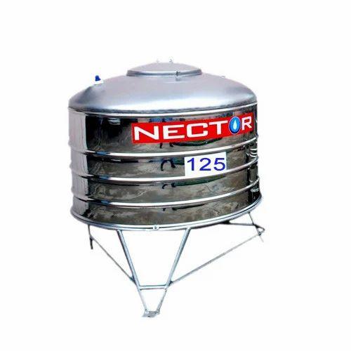 125 Liter SS Water Tank  sc 1 st  IndiaMART & 125 Liter SS Water Tank at Rs 6500 /unit | Near Parle Biscuit Ltd ...