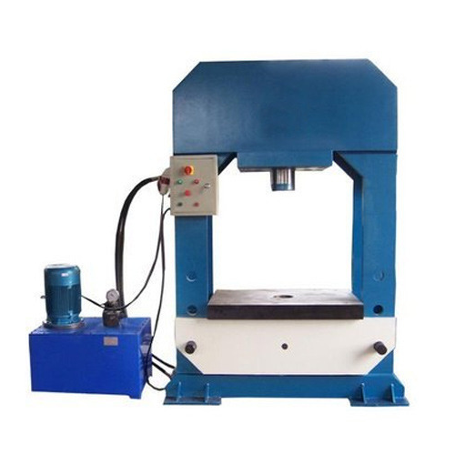 H- Type Press - Motorized Hydraulic Press Manufacturer from