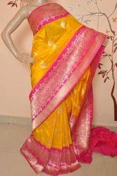 Enayat Banarsi Pure Silk Sarees