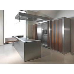 Steel Modular Kitchen