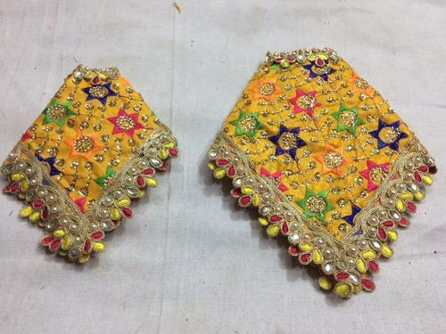 Sai Baba Clothes - Sai Baba Poshak With Zari Work