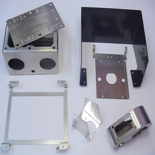 Sheet Metal Fabrication Parts Manufacturer From Ahmedabad