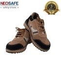 Sporty Look Safety Shoe
