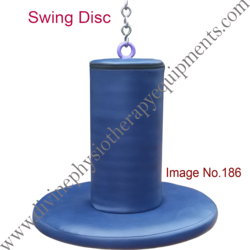 Occupational Therapy Equipment 2 Disc Swing Manufacturer