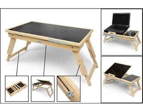 Merveilleux Foldable Laptop Table (C)