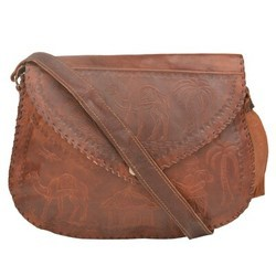 Genuine Leather Regular Sling Bag CROSS109