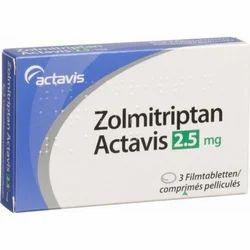 Zolmitriptan Tablets