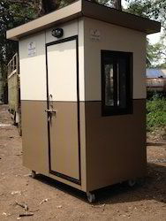 ACP Portable Security Cabins