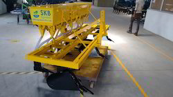 Raised Bed Seed Drill