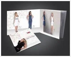 Textile Catalogue Printing Service
